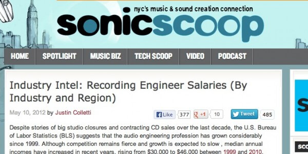 Did you hear? Engineer salaries and demand have gone UP!