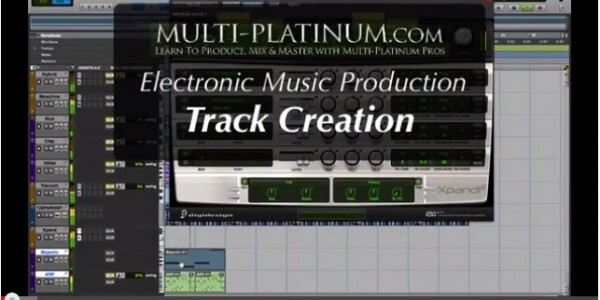 Electronic Music Production - Rapid Track Creation