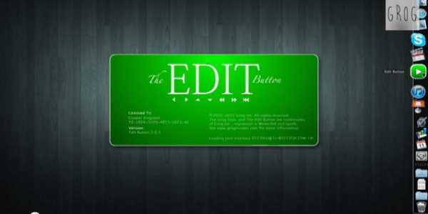The Edit Button