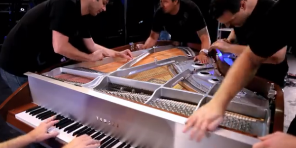 A Lesson In Arrangement - The Piano Guys