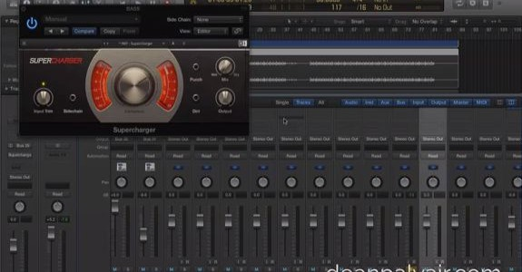 Check Out What Supercharger by Native Instruments Can Do For Your Tracks