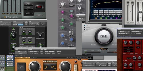 The Great Plug-In Debate- Long List or Go-To Few?