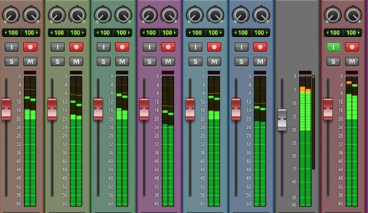 What's Your DAW Color Scheme?