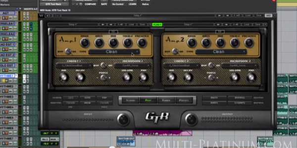 Need a great amp model? Check out Waves GTR3.