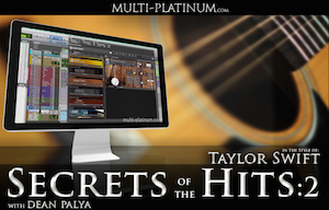 Multi-Platinum Presents Secrets of the Hits v2- In the Style of Taylor Swift