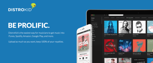 distrokid sell your music online